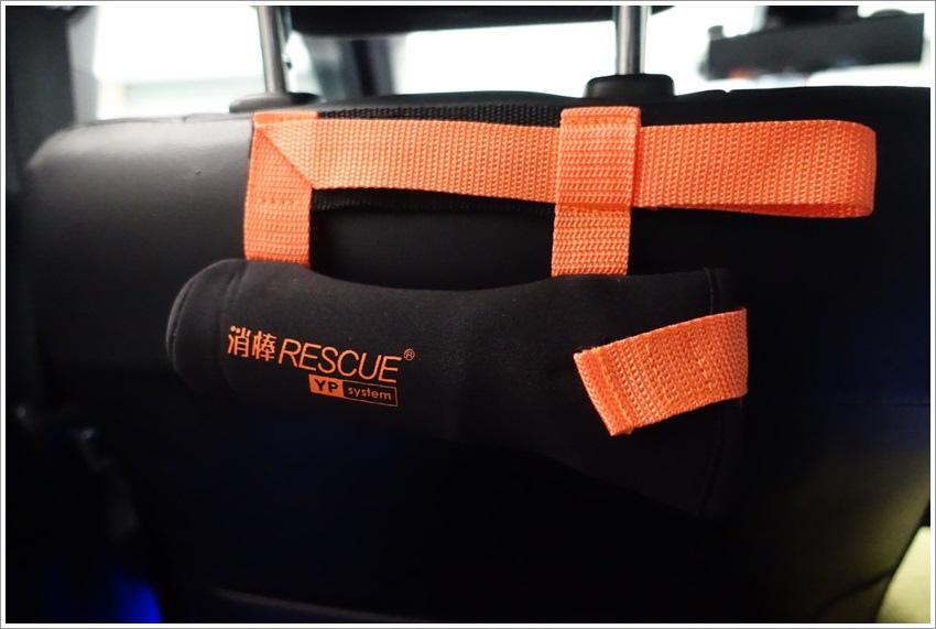 開箱-脫困滅火棒正德防火消防車輛專用的滅火器日本製造