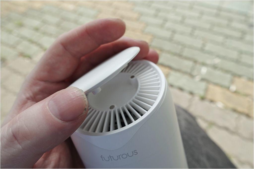 開箱-對抗PM2.5Futurous空氣清淨香氛機尤加利精油套組車用家用好幫手