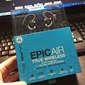 開箱文-JLab Epic Air 真無線藍牙耳機igogosport運動防水好音質