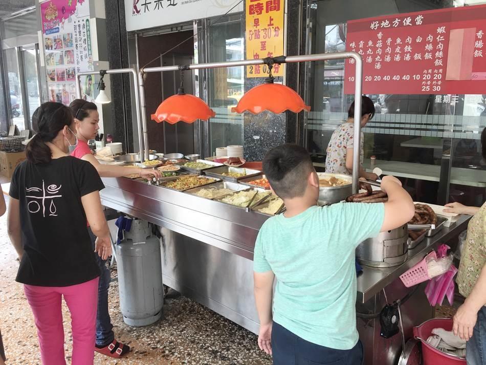 台南美食-好地方蝦仁飯傳統老店就是愛吃這樣的老味道海安路成功路口