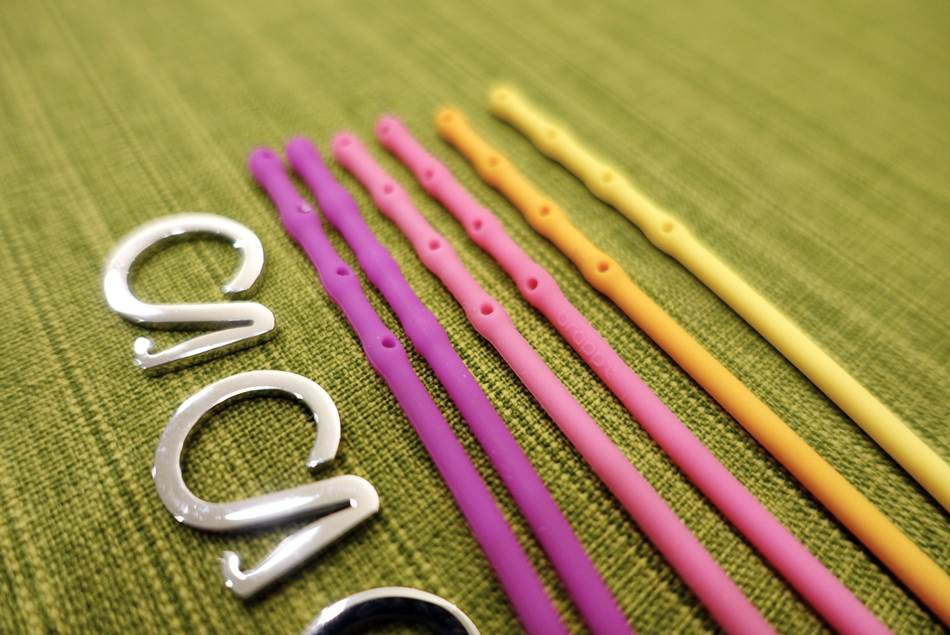 開箱-Brappz 瑞士百變運動飾品矽膠鍊顏色繽紛選擇豐富,多達100款組合搭配