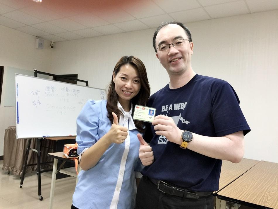台南美食-中餐餐飲證照大台南中餐工會證照班我考到丙級中餐證照-END