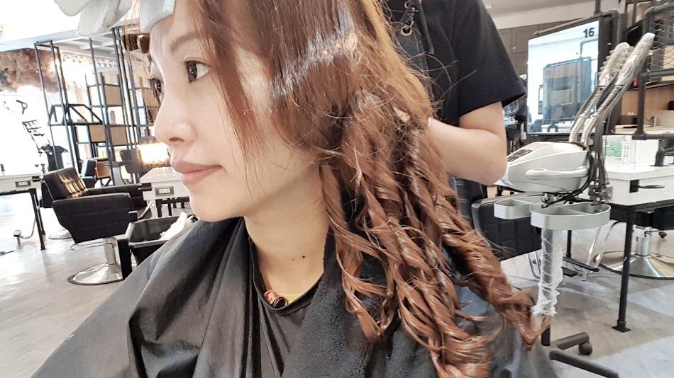 台中燙髮推薦-HairCity一中女神店
