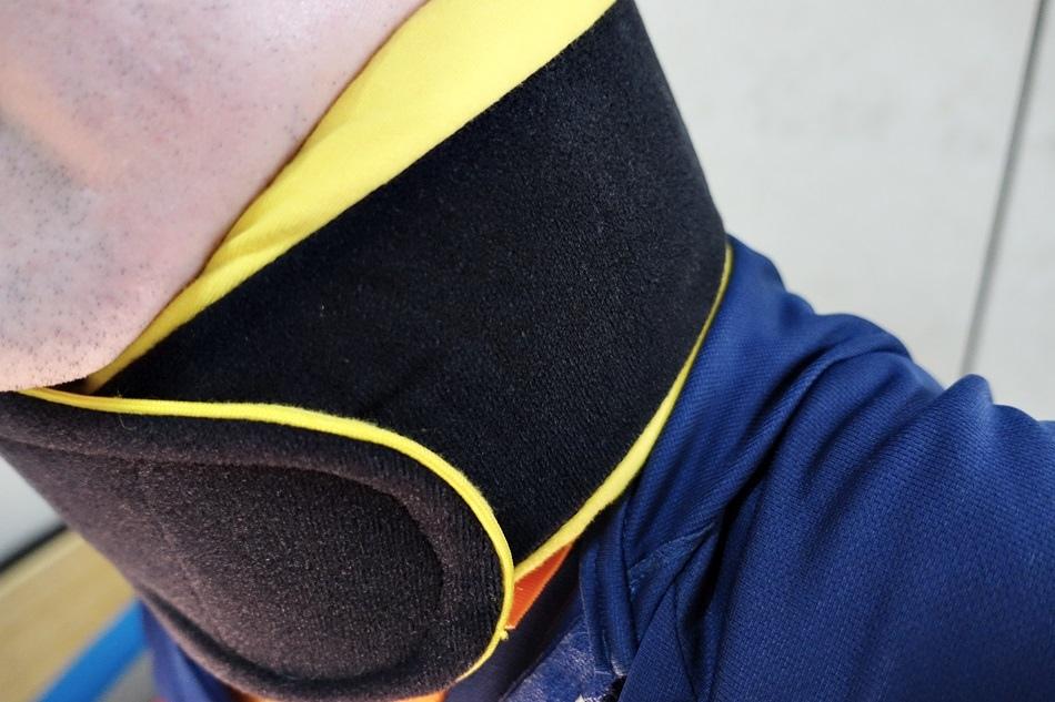 開箱-GreySa格蕾莎全家福旅行頸枕完全支撐保護頸部無毒環保記憶棉出差商務旅行必備