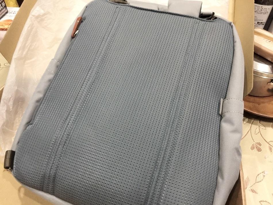 蜂巢透氣網布設計-爸爸包推薦