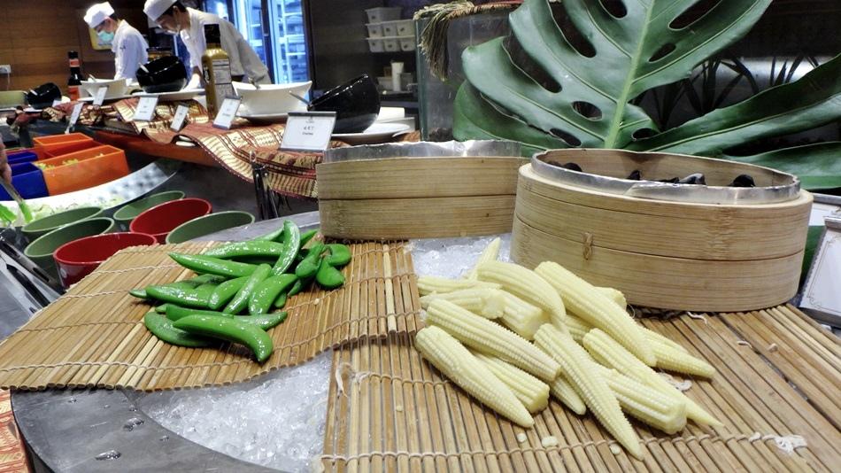 台南自助餐廳-老饕好評台南大億麗緻酒店b1共同市場潮川菜口味創川菜料理