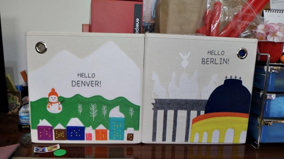 開箱-kaikai %26; ash玩具收納箱-2019年城市系列專為兒童房收納而設計的kaikai %26; ash充滿活潑朝氣可愛童趣