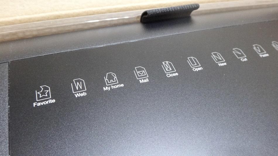 繪圖板推薦-AERY專業繪圖板PF8611專業繪圖板入門橡皮擦感壓筆首選