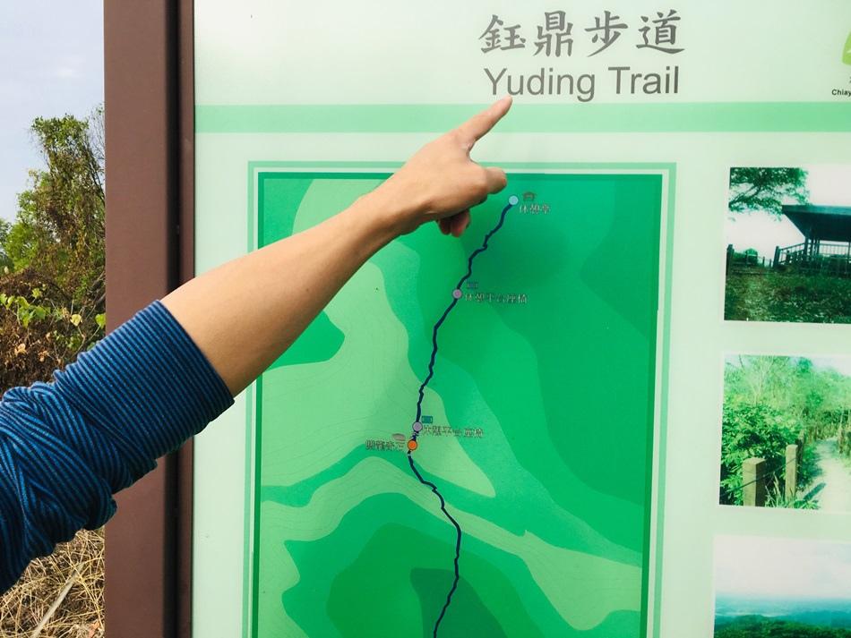 台南旅遊-天艷宮南化區鈺鼎步道賞南化水庫無邊美景爬山來回3小時
