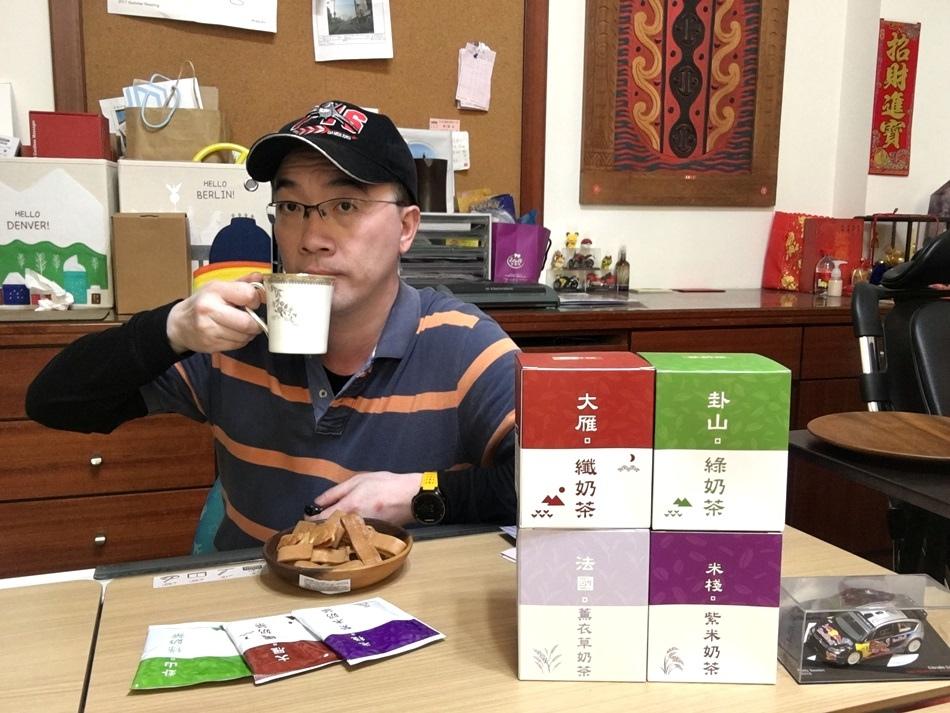 天然奶茶推薦-菲奶茶輕纖鮮奶茶無添加奶精與香精香濃純正喝一口像戀愛