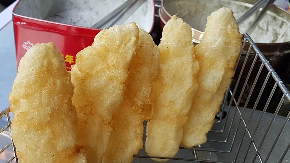 台中美食逢甲夜市必吃金酥堂台中白糖粿台中番薯碰下午茶推薦傳統美食