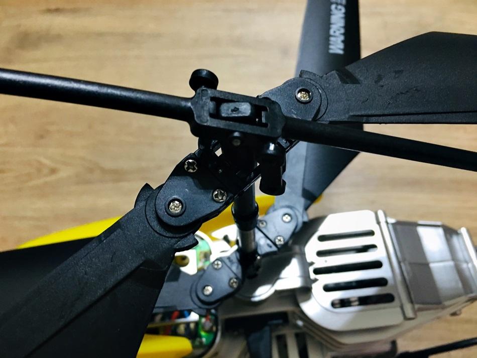 台南玩具開箱遙控直升機MJ-SERIES 812大型遙控直升機 3.5動機直升機開箱試航