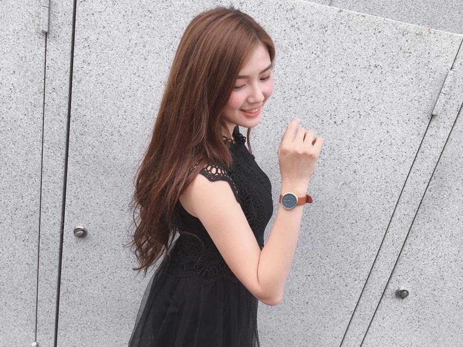 時尚穿搭手錶配件Maven Watches香港設計錶傳統手工藝極簡大理石錶面瑞士機芯、鏽鋼製造、藍寶石水晶玻璃錶面、意大利牛皮錶帶輕易搭配造型