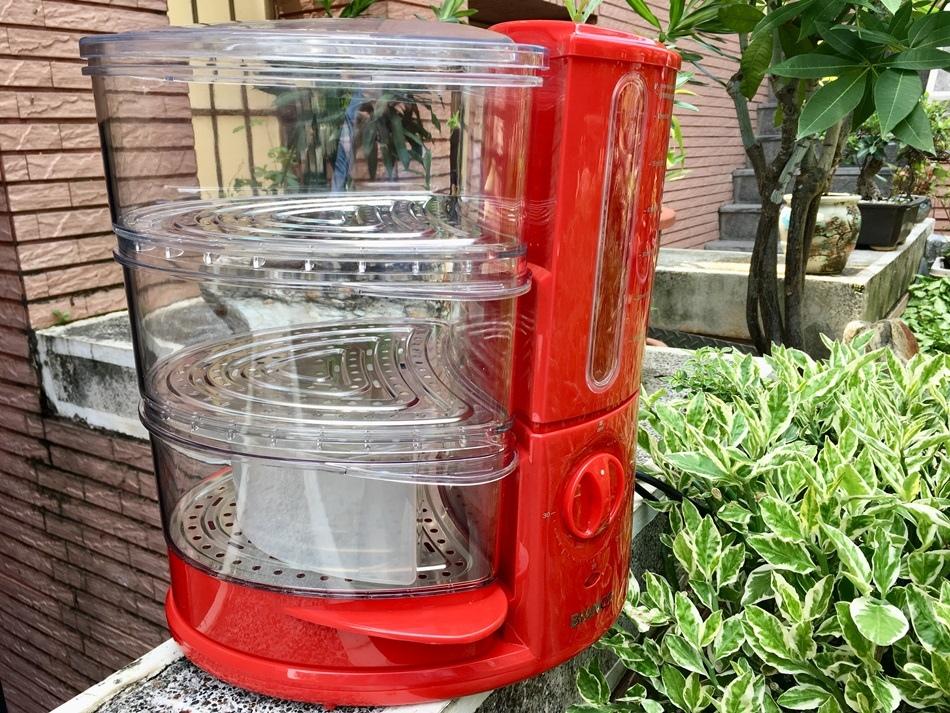 電蒸鍋推薦彼安特FS223高效能多層電蒸鍋英國專利304不鏽鋼材質,健康安全蒸煮健康低油鹽烹調、加快蒸煮時間保有食材的營養成分