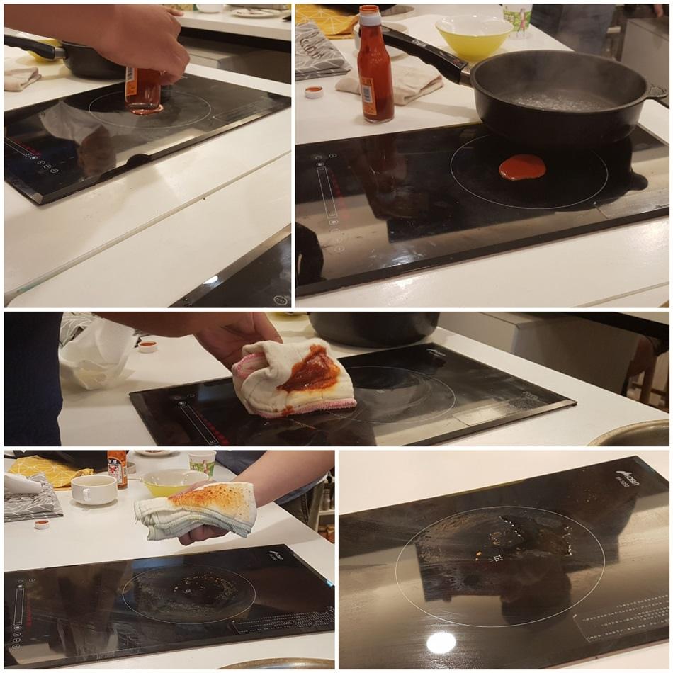 台中美食料理-豪山IH微晶調理爐,體驗烹飪後發現快熱又安全,時尚外觀火力強大,低油煙,主婦快速上菜好幫手,節能省電