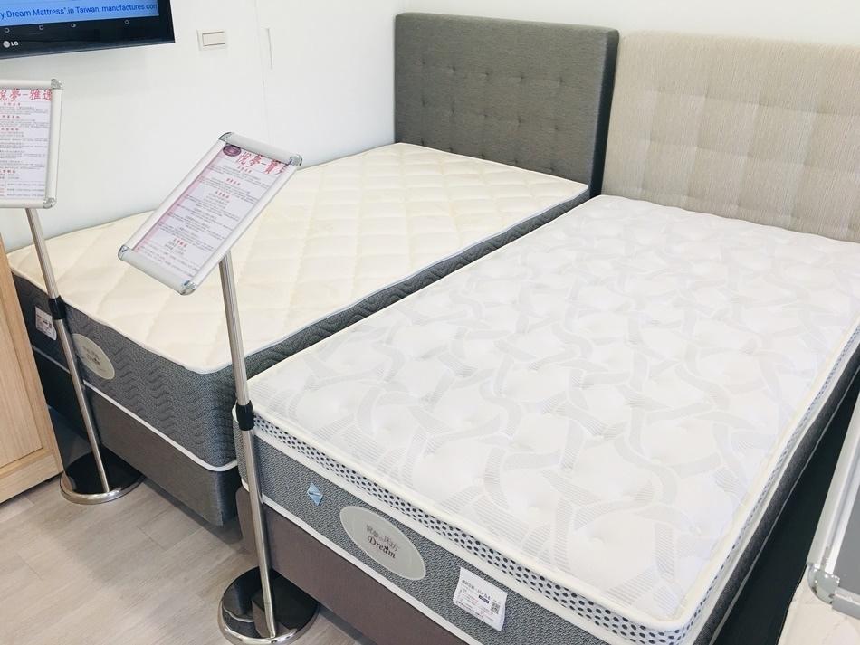 全國首創無人體驗館床墊奈奈整床墊都是歐洲進口高品質床墊原料免費試睡100天床墊使用中鋼高密度鋼材讓我們睡得更安心