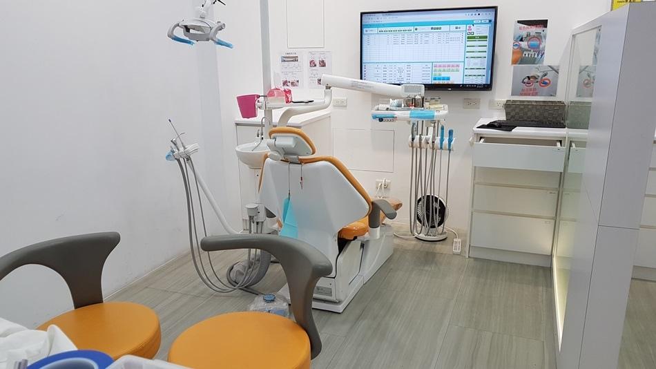 台中植牙專家推薦正百牙醫隱形矯正平價透明牙套,牙齒矯正診所環境很新