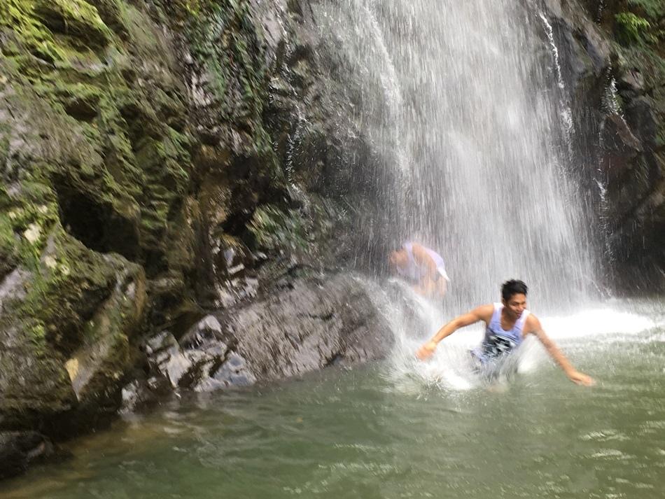 屏東親子旅行推薦涼山瀑布,涼山上聽說有鬼,好山好水芬多精超多心曠神怡好爬的親子秘境