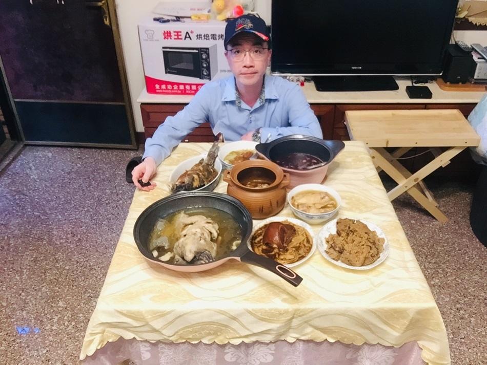 2020年菜推薦全聯錵鑶聖凱師團圓富貴年菜組3999元搞定8到10人份年菜