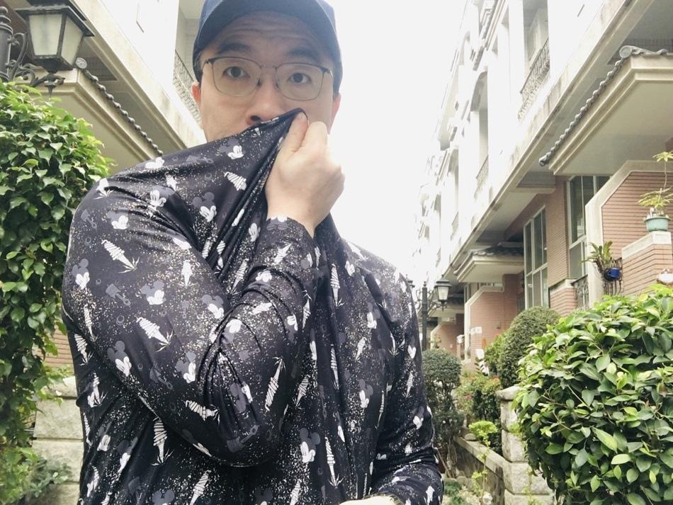 冬天寒流發熱衣推薦MIT迪士尼正版授權發熱衣WIWI台製7.6℃溫灸發熱衣嚴冬來襲還能穿得輕薄帥氣的祕密