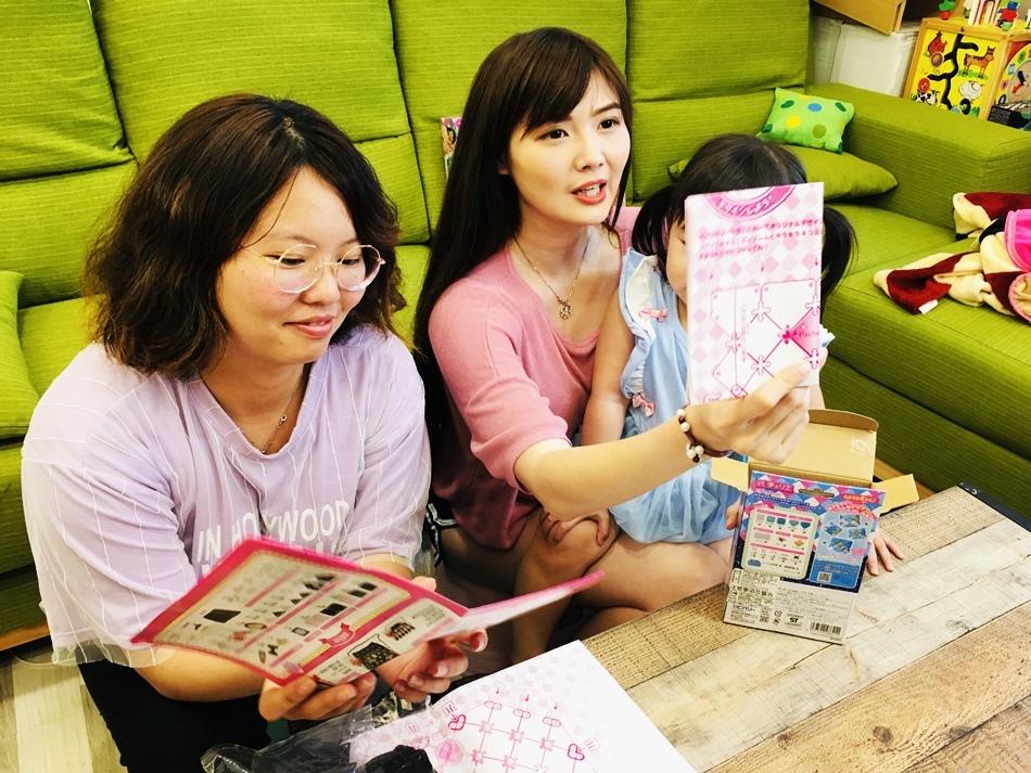 崑山玩具DIY自動動手做時尚巧拼包不需針線,拼拼扣扣即可完成!