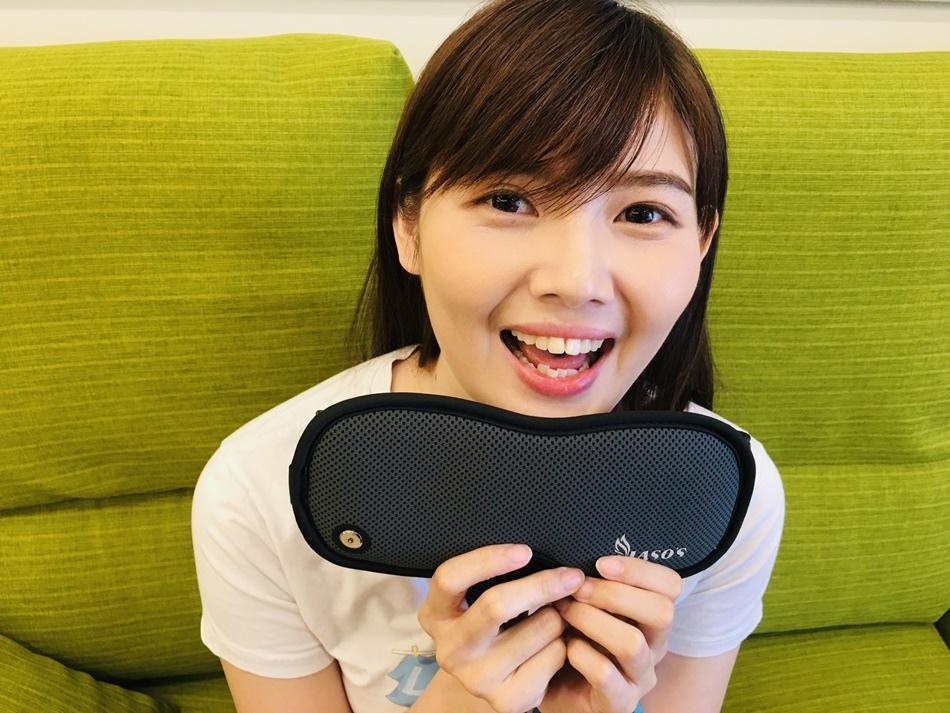 眼罩推薦2020睡眠眼罩IASOS伊亞索3D樂膚眼罩頭部%2F眼部按摩銀離子抑制99.9細菌孳生適合各種3C使用過度護眼專用