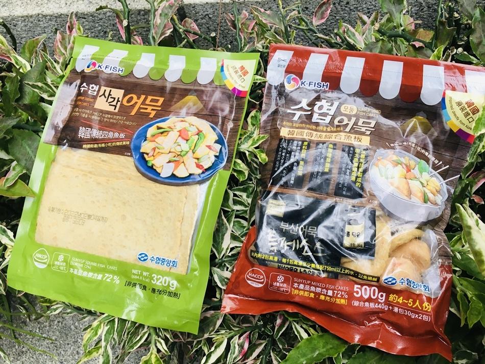 韓式料理DIY│韓英正宗正安授權韓國泡菜綜合魚板魚板辣炒年糕韓金泡菜都是防疫時期好吃的居家料理