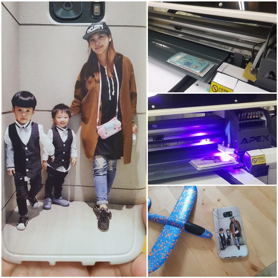 客製化手機殼印刷成品-UV直噴機推薦
