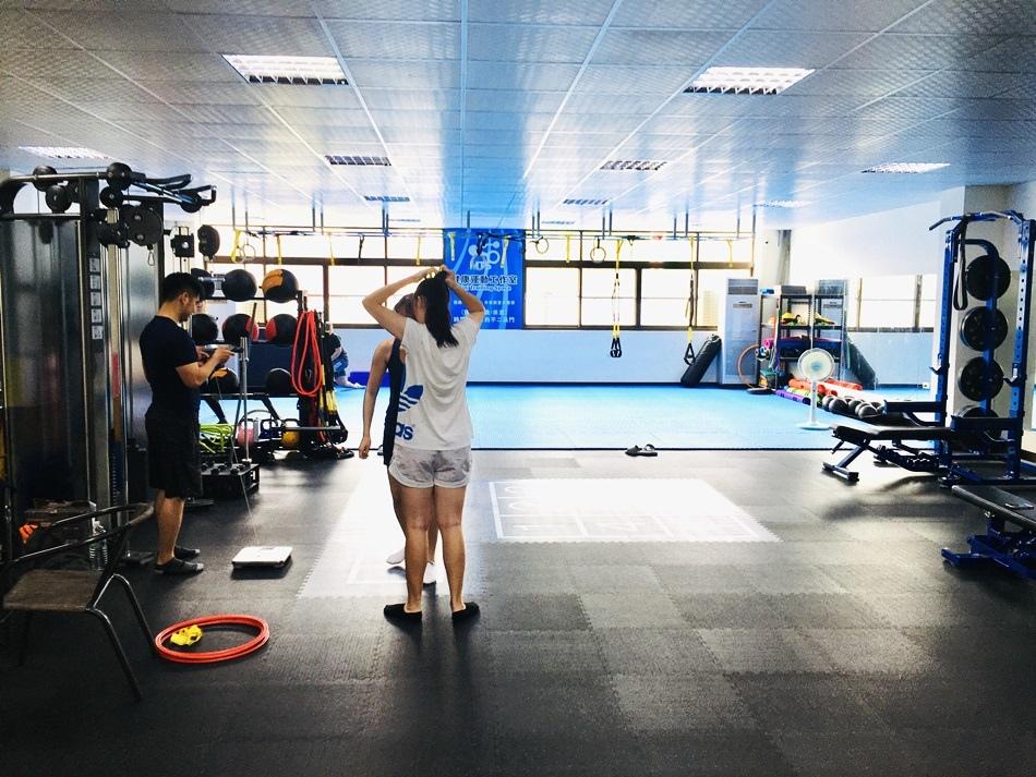 台南健身人健身教練CA體能工作室燃脂速成班重訓新手必看-第十四堂課