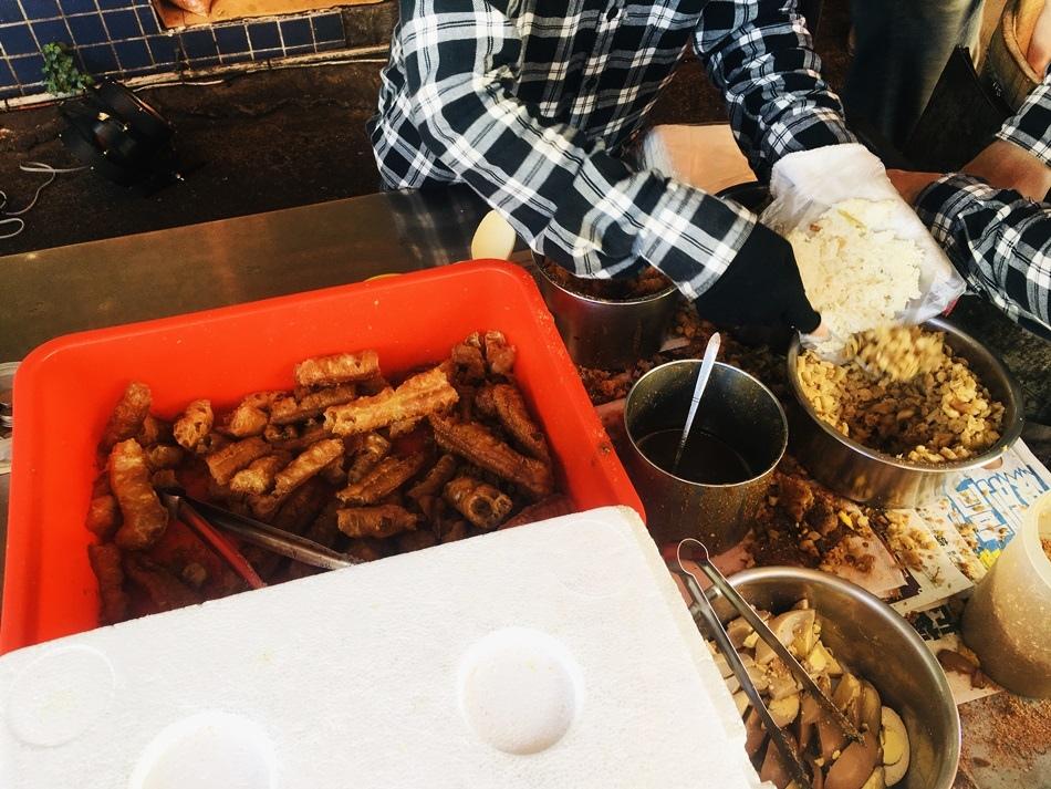 IMG_6188台南好吃飯糰劉姐姐沙茶飯糰一天只賣2~3小時令人回味無窮的沙茶飯團-1