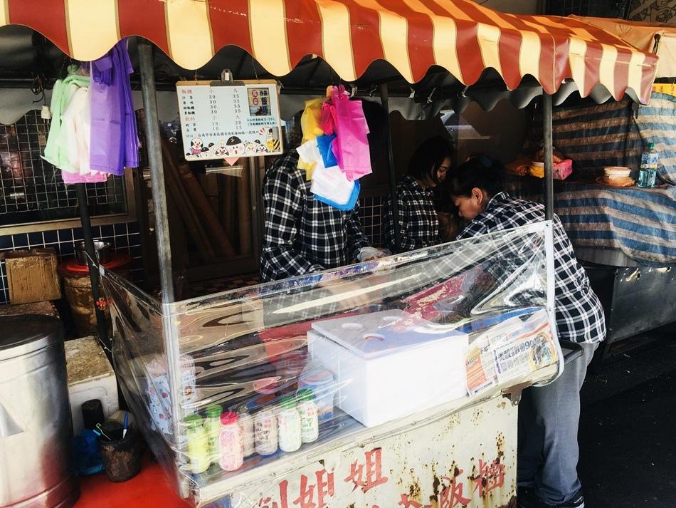 台南好吃飯糰劉姐姐沙茶飯糰一天只賣2~3小時令人回味無窮的沙茶飯團