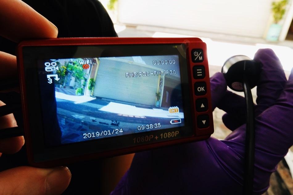機車行車紀錄器GPS行車紀錄推薦錄得清LOOKING F911R2 WIFI版機車行車記錄器前後雙錄SONY感光元件可接Gogoro,外送員最佳機車行車紀錄器