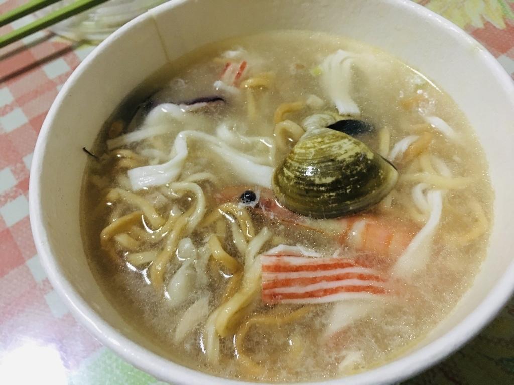台南美食只開晚上幽靈攤車好吃又便宜湯王鮑魚海產粥湯超好喝不愧為台南湯王