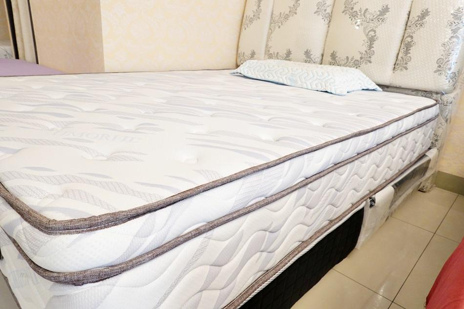 DSC04351-1a 高雄床墊品牌床工廠生活館夏日振興加倍購,高雄巨蛋床墊旗艦店10月新開幕,特別推薦夏日抗暑必備極凍紗獨立筒床墊的好,用過就回不去了