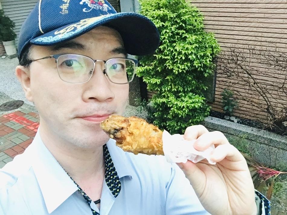 台南好吃炸雞│武聖美家福炸雞翅平價下午茶必點大推雞排跟甘梅薯條!