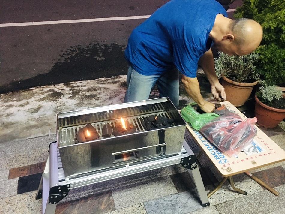 2020中秋烤肉每年的這個時候真是開心愉快的一晚