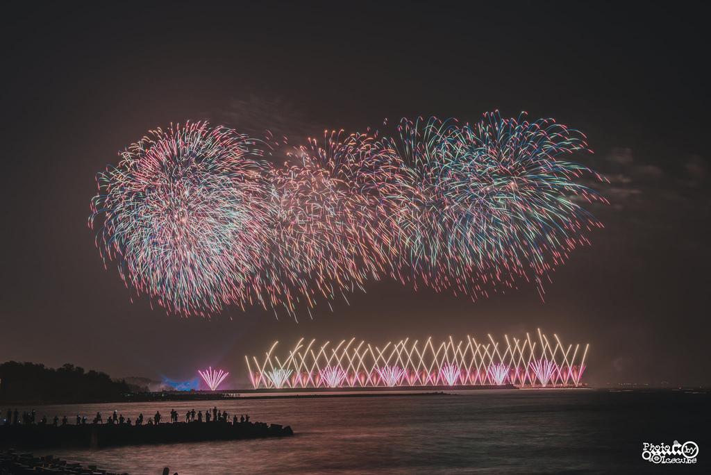2020台南雙十國慶煙火│Icecube Chang鹽水溪橋畔攝影集,台南第一次舉辦國家級煙火