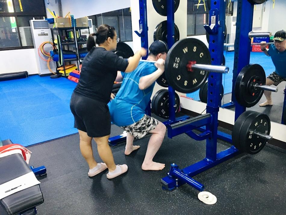 台南健身一對一女教練│增肌減脂,瘦身減重,產後減肥健身客製化課程設計,讓您恢復自信與美麗