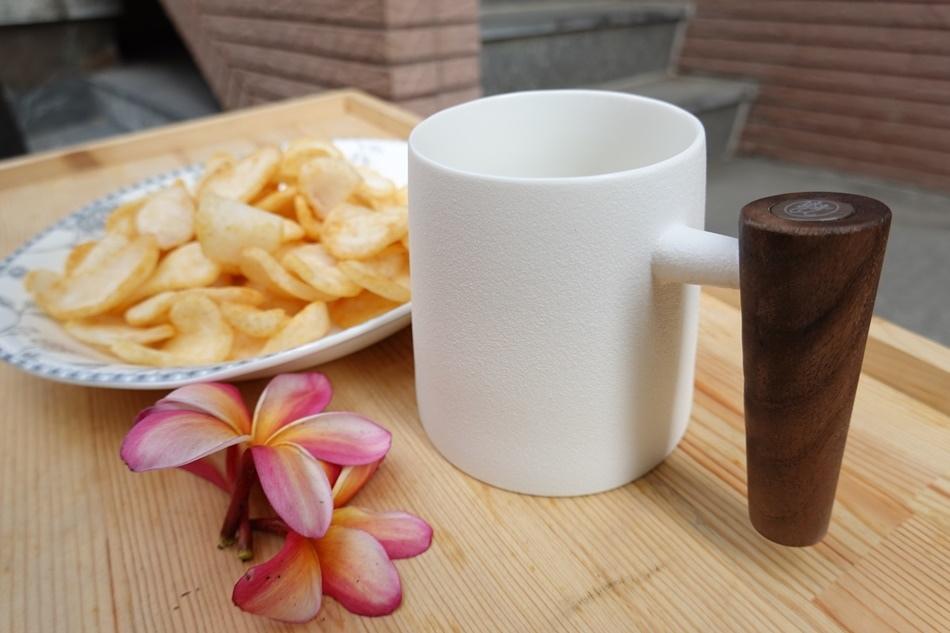辦公室泡茶送禮推薦│宜龍Eilong人文馬克杯璀璨濾茶器最優雅的個人泡茶杯