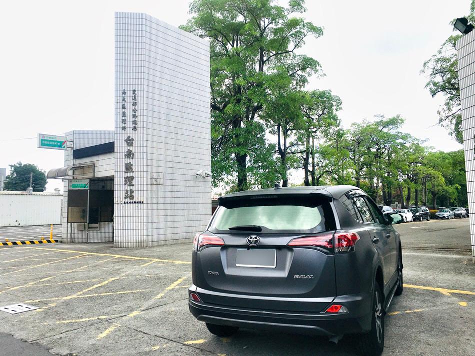 高雄汽車包膜、汽車烤漆改車色監理站變更行照車輛顏色流程詳解,以台南監理站為例