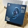 平價藍芽耳機推薦│OMIX Y11入耳式真無線觸控藍牙耳機,不到千元親民價格,有效降噪,美好音色近在耳邊,3小時連續播放不中斷