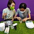 台南觀光工廠│六甲蘭都觀光工廠DIY親子體驗,洗髮精、洗手乳、護唇膏製作