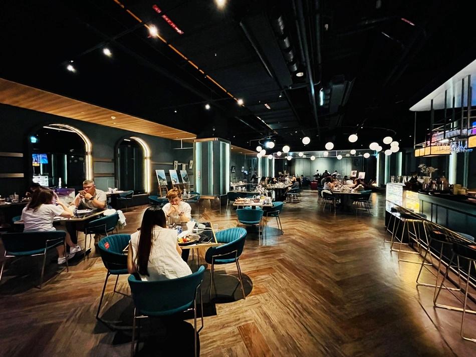 南紡夢時代美食台南景觀餐廳Fashions微醺南紡旗艦店,上班族最愛台南居酒屋