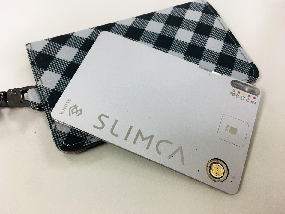 最薄錄音神器Slimca 0.2公分超薄錄音卡片,識別證變身錄音機,錄音不露痕跡超薄錄音卡