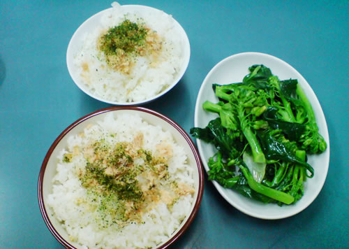 鱻魚湯~鮪魚飯