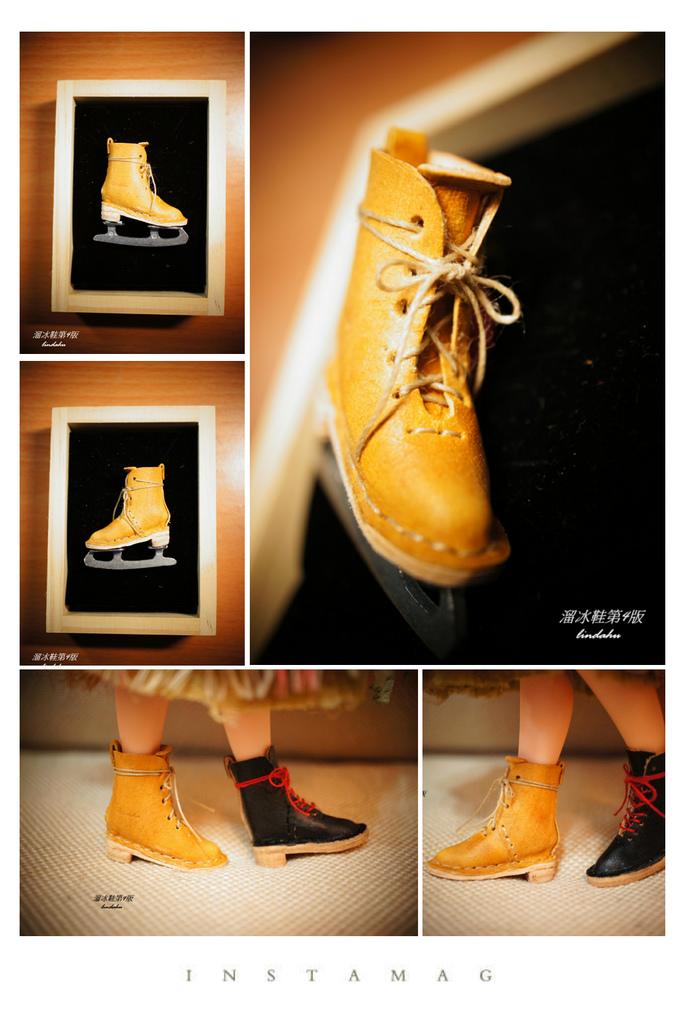 溜冰鞋試版