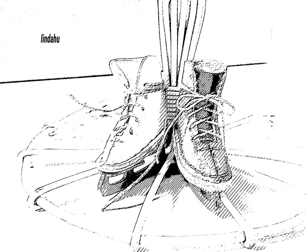 溜冰鞋試版漫畫篇