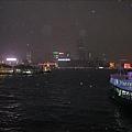 維多利亞港~下雨了~