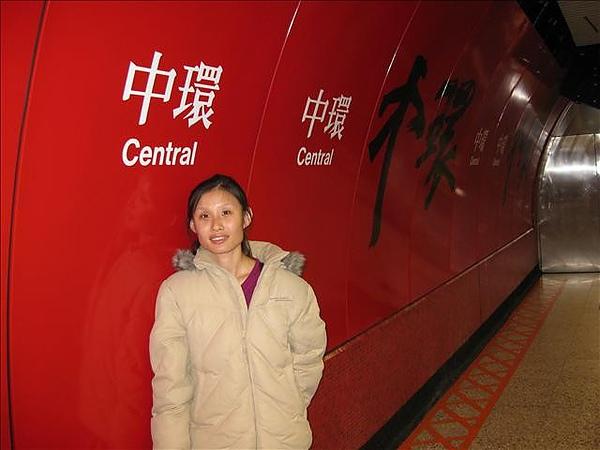香港 107