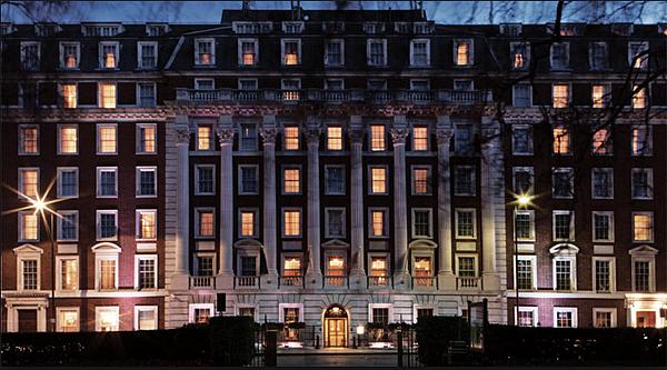 倫敦Mayfair飯店